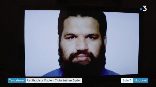 Syrie : le jihadiste français Fabien Clain aurait été tué