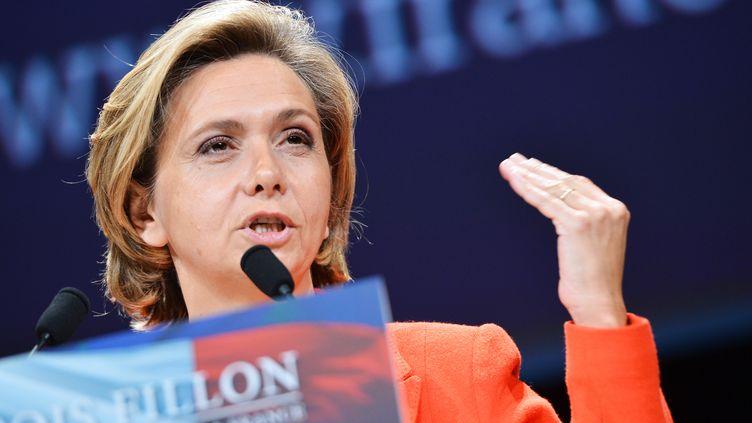 Valérie Pécresse, député UMP des Yvelines, le 12 novembre 2012 à Paris. (MIGUEL MEDINA / AFP)