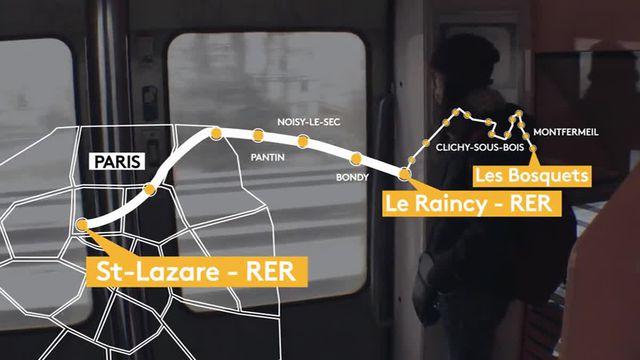 De Clichy-sous-Bois à Saint-Denis, la galère des transports