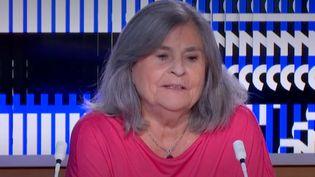 Françoise Picq. (FRANCEINFO)