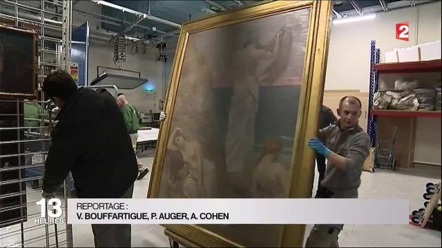 Feuilleton : dans les coulisses du musée d'Orsay (1/5)