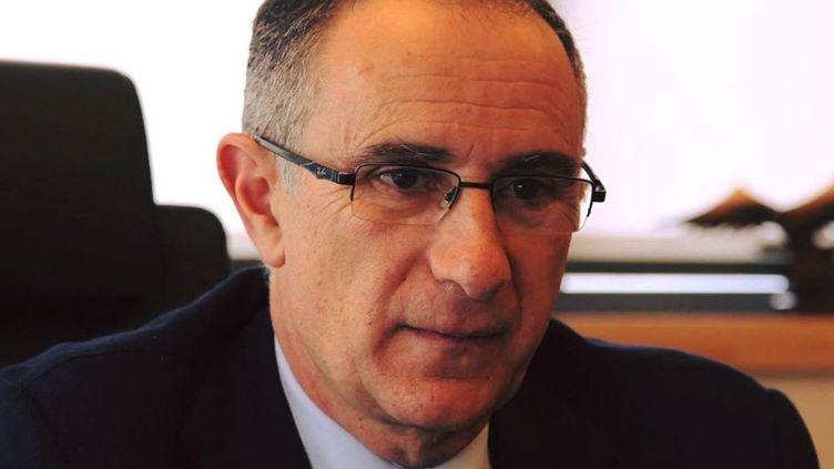 Le sénateur Michel Amiel, en 2017. (MICHEL AMIEL / FACEBOOK)