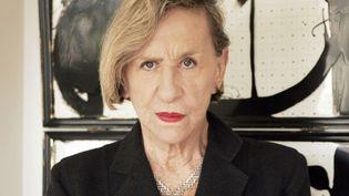 Andrée Putman en 2006.  (Catherine Gugelmann / AFP)