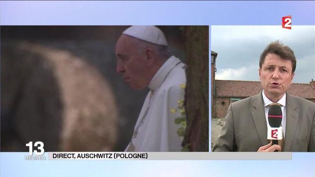 Pape François : comment interpréter son silence lors du déplacement à Auschwitz-Birkenau ?
