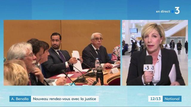 Alexandre Benalla : nouveau rendez-vous avec la justice