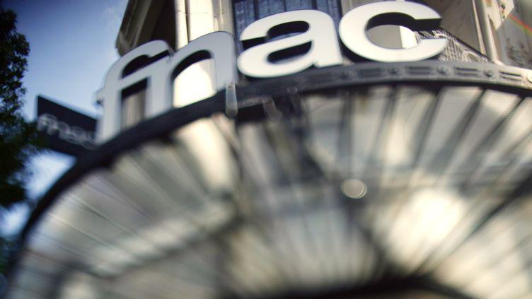 Un magasin de la Fnac le 27 septembre 2006, à Paris. (FRED DUFOUR / AFP)