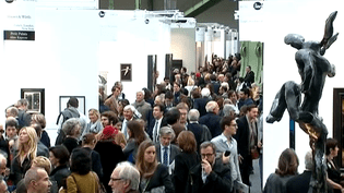 La FIAC jusq'au 24 octobre  (France 2 )
