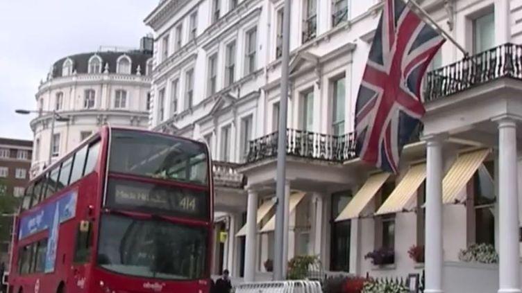 Les Français de Londres sont inquiets, après les résultats du référendum sur le Brexit, vendredi 24 juin 2016. (FRANCE 2)