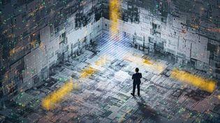 """""""L'idée est de concevoir de nouvelles générations d'ordinateurs qui vont s'appuyer sur la physique de l'infiniment petit que l'on appelle la mécaniquequantique."""" (GETTY IMAGES)"""