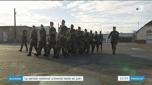 Jeunesse : le service national universel testé en juin