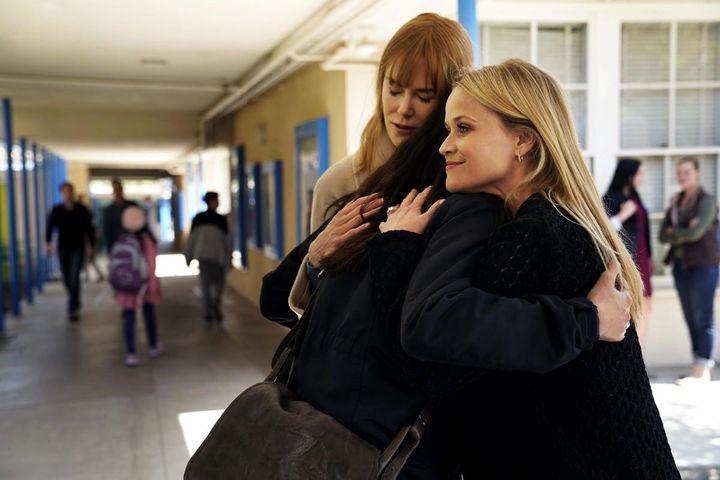 Nicole Kidman, Reese Witherspoon dans la saison 2 de Big Little Lies (HBO)