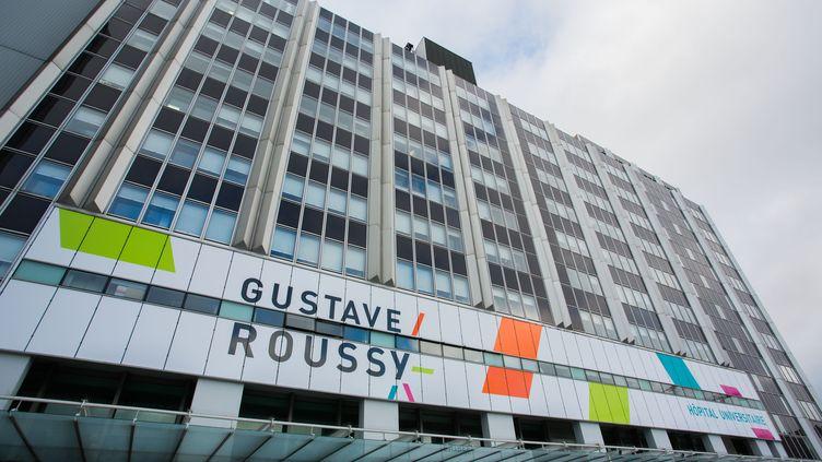 L'institut Gustave-Roussy àVillejuif (Val-de-Marne). (GARO / PHANIE / AFP)