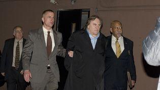 """Une scène de """"Welcome To New York"""", le film d'Abel Ferrara inspiré de l'affaire Dominique Strauss-Kahn, sorti le 17 mai 2014. (JUNE PROJECT / LLC)"""