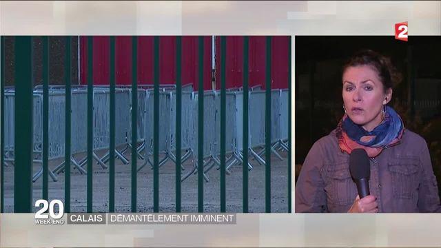 Jungle de Calais : démantèlement imminent