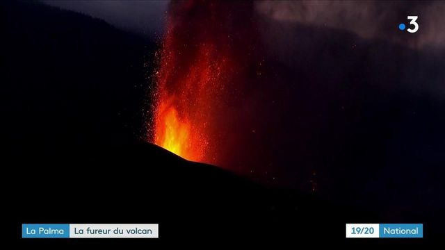 Espagne : le volcan de La Palma fait des ravages