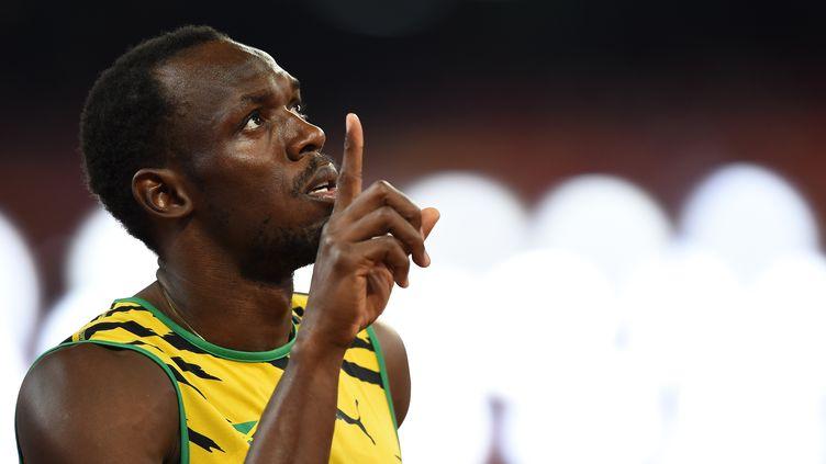 Le Jamaïcain Usain Bolt (MUSTAFA YALCIN / ANADOLU AGENCY)