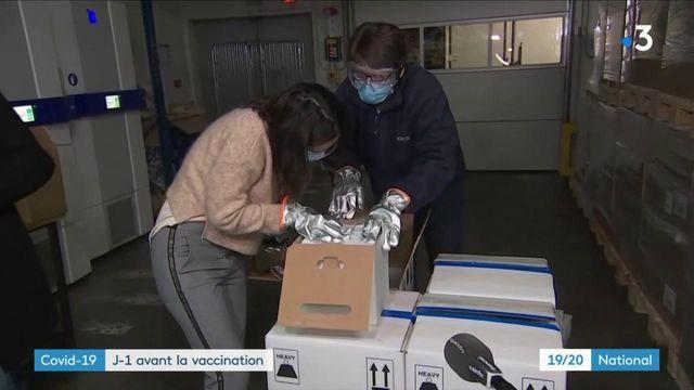 Coronavirus : la France se prépare à lancer sa campagne de vaccination