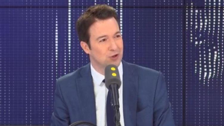 Guillaume Peltier (FRANCEINFO / RADIOFRANCE)
