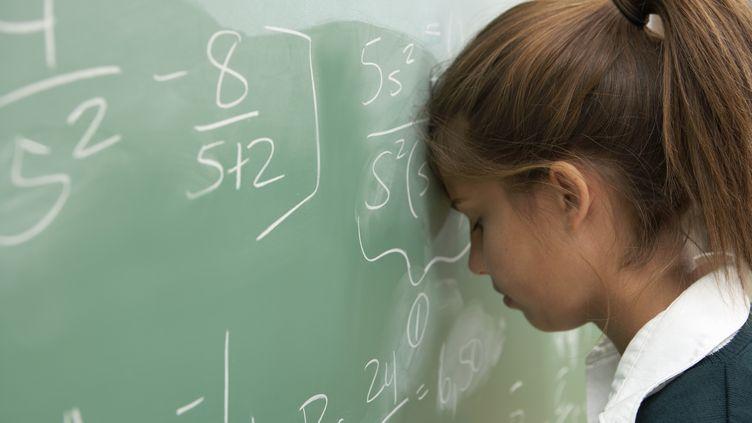 """La grande distribution promet des prix """"très modérés"""" pour les fournitures de rentrée scolaire. (STEVEN ERRICO / GETTY IMAGES)"""