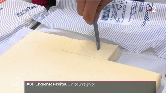 AOP Charentes-Poitou : un beurre en or