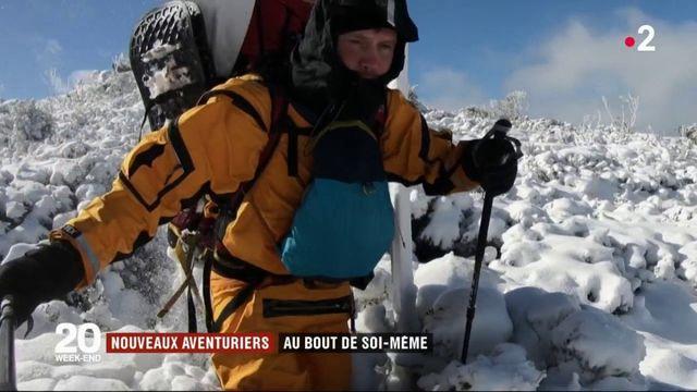 Nouveaux explorateurs : ce Belge va au bout de lui-même et défie les éléments