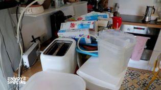Comment vous plasser du plastique dans votre cuisine (ENVOYÉ SPÉCIAL  / FRANCE 2)