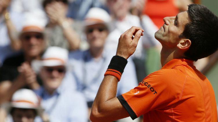 En finale de Roland-Garros, Novak Djokovic n'y arrive décidément pas
