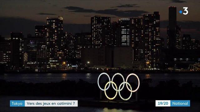 Jeux olympiques de Tokyo : ambiance mitigée avant la cérémonie d'ouverture