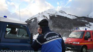 Le Peloton de Gendarmerie de Haute Montagne à Laruns (Photo d'illustration). (DUZERT JEAN LOUIS / MAXPPP)