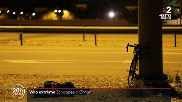 Cyclisme : échappée extrême à Oman