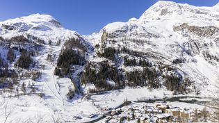 Le massif de la Vanoise, près de Tignes (Savoie), le 21 janvier 2016. (JACQUES PIERRE / HEMIS.FR / AFP)