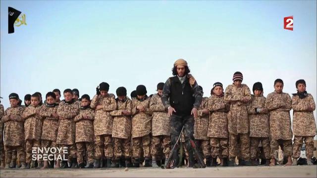 Les enfants perdus du califat