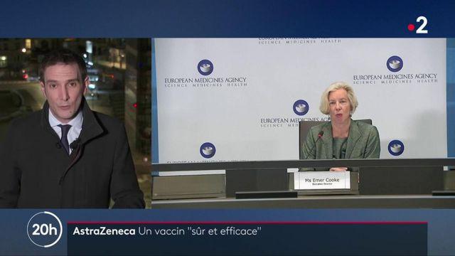 Vaccin contre le Covid-19 : le sérum AstraZeneca peut de nouveau être utilisé en France