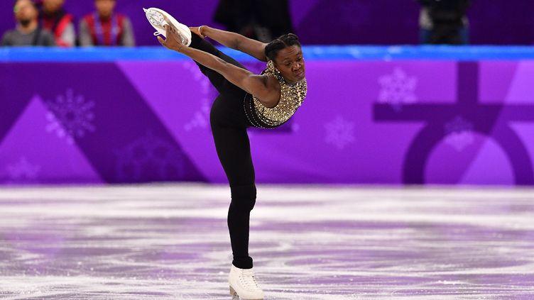 Maé-Bérénice Méité. (MLADEN ANTONOV / AFP)