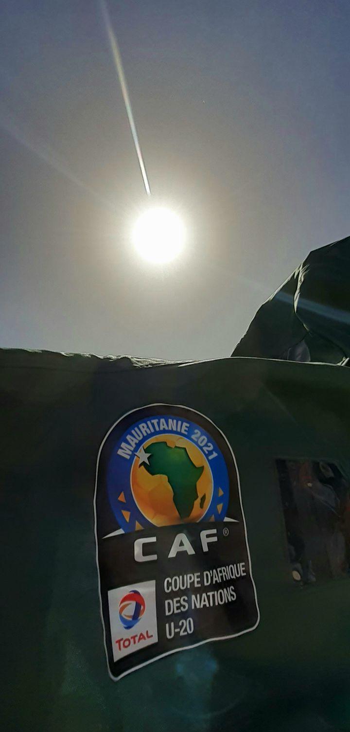 Autocollant de la CAF 2021 (YANNICK LE PODER)