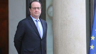 François Hollande, le 27 juin 2016 à l'Elysée. (MUSTAFA SEVGI / ANADOLU AGENCY / AFP)