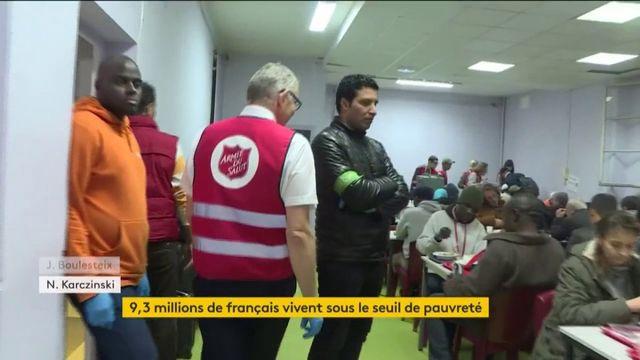 9,3 millions de français toujours sous le seuil de pauvreté