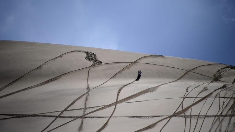 Les dunes de sable du Pérou