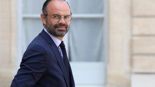 Le Premier ministre Edouard Philippe, le 23 mai 2018 à Paris. (LUDOVIC MARIN / AFP)