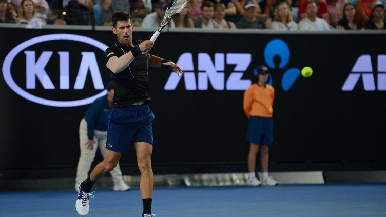 Le Serbe Novak Djokovic (RECEP SAKAR / ANADOLU AGENCY)