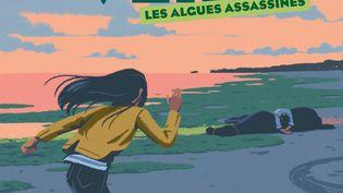 """""""Polar vert, Les algues assassines"""" de T. Colombié (EDITIONS MILAN)"""