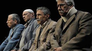 """""""Invisibles"""" de Nasser Djemaï au Théâtre 13  (DR)"""