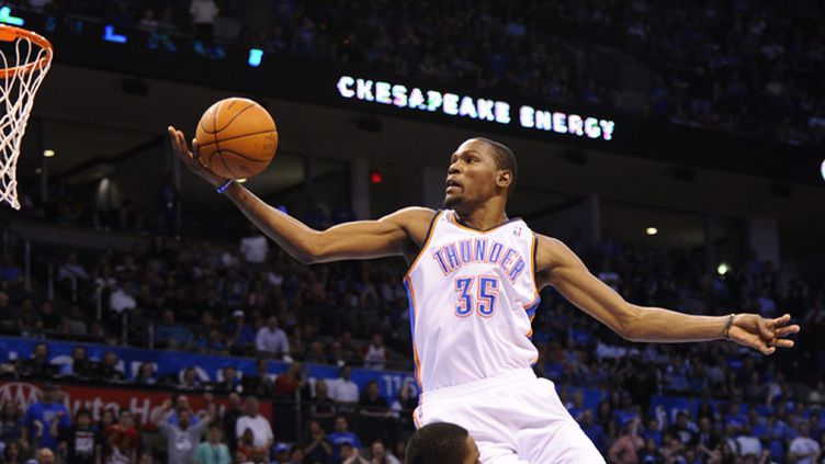 Kevin Durant (LARRY W. SMITH / MAXPPP)