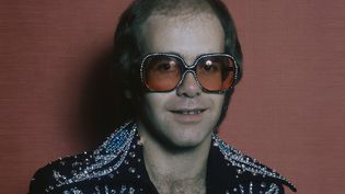 Elton John en 1975.  (Terry O'Neill/Hulton Archive/Getty Images)