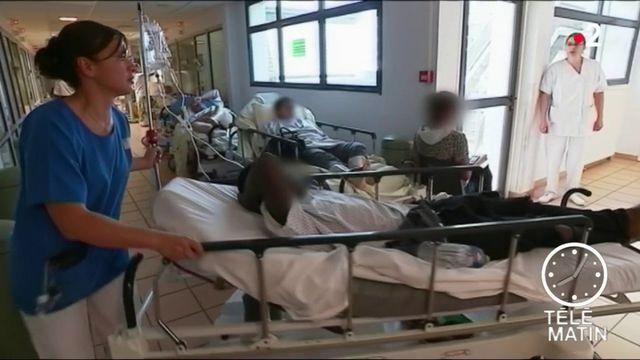 Edouard Philippe lance la réforme de l'hôpital