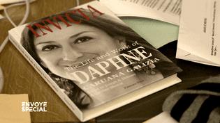 Daphne Caruana Galizia, celle qui en savait trop (ENVOYE SPECIAL / FRANCE 2)