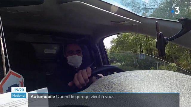 Automobile : les garages itinérants se multiplient, les clients se réjouissent