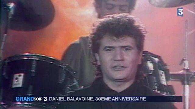 Daniel Balavoine, 30 ans après