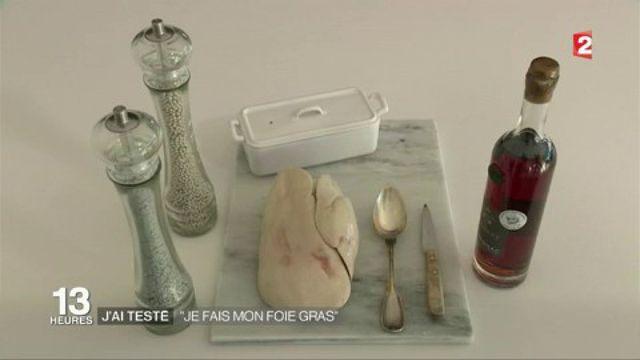 J'ai testé pour vous : faire son foie gras maison