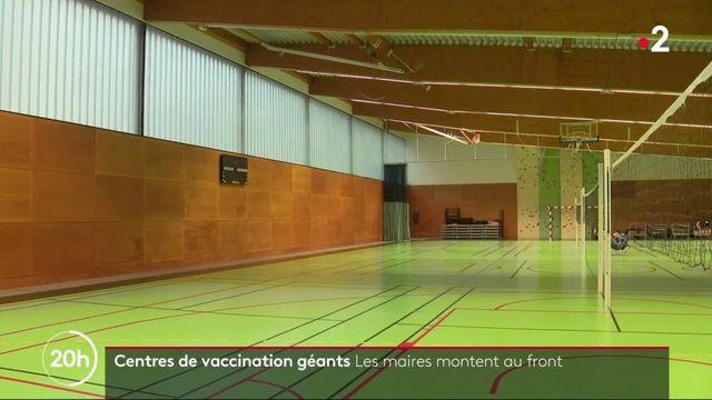 Coronavirus : plusieurs maires prêts à installer des vaccinodromes pour accélérer la cadence